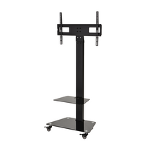 Load image into Gallery viewer, DQ Mobile TV Stand Adrian 1 Black