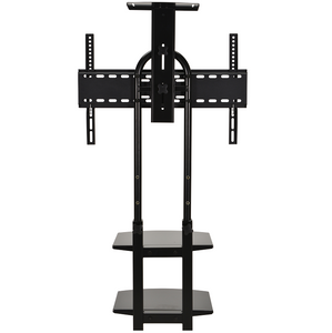 DQ Mobile TV Stand Zeno Black