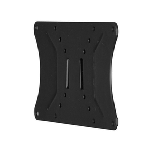 DQ Aristo 100 Fixed Black TV Wall Mount