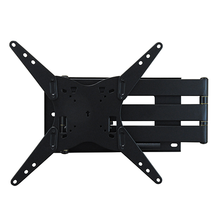 Load image into Gallery viewer, DQ Hercules Rotate 400 77 cm Black TV Wall Bracket