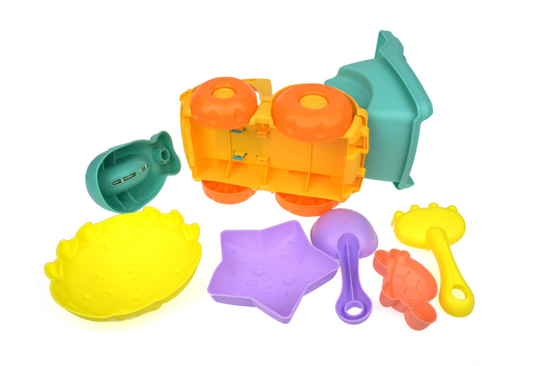 TRUCK BEACH SET 7PCS
