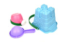 CASTLE  BEACH SET 3PCS