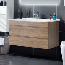 Load image into Gallery viewer, Cefito 900mm Bathroom Vanity Cabinet Wash Basin Unit Sink Storage Wall Mounted