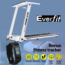 Load image into Gallery viewer, Everfit Electric Treadmill Home Gym Exercise Machine Fitness Equipment Compact