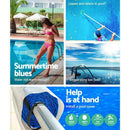 Aquabuddy Solar Swimming Pool Cover Roller Reel Adjustable Thermal Blanket