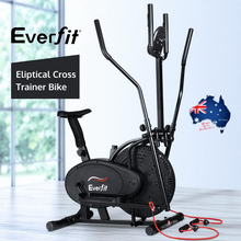 Load image into Gallery viewer, Everfit 5in1 Elliptical Cross Trainer Exercise Bike Bicycle Home Gym Fitness