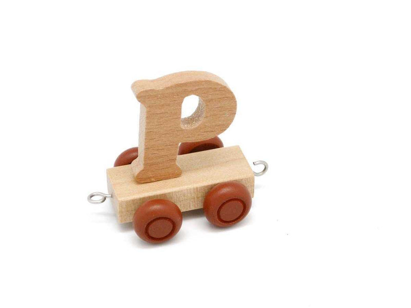 CARRIAGE LETTER P