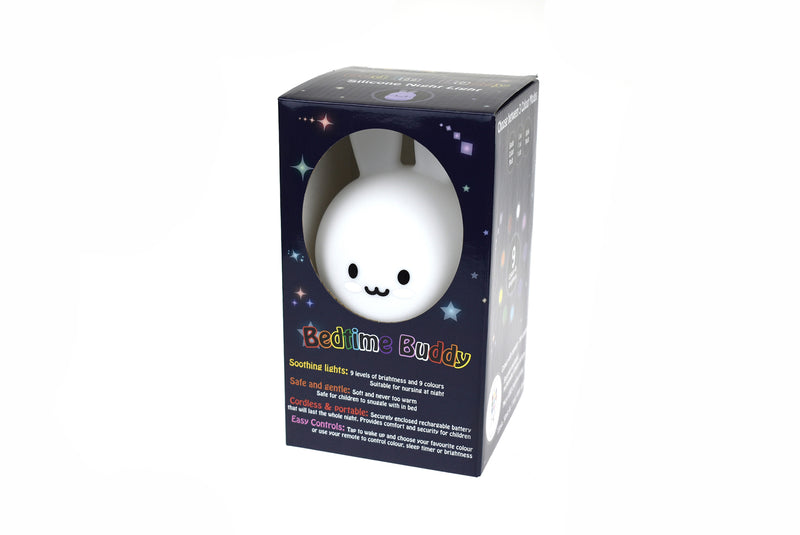 BEDTIME BUDDY BUGSY THE BUNNY  NIGHT LIGHT