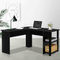 Office Computer Desk Corner Student Study Table Workstation L-Shape