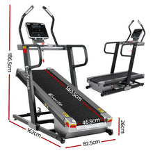 Load image into Gallery viewer, Everfit Electric Treadmill Auto Incline Trainer CM01 40 Level Gym Run Walk