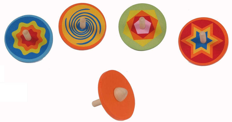 PRICE FOR ONE PATTERN SPINNING TOP RANDOMLY PICK