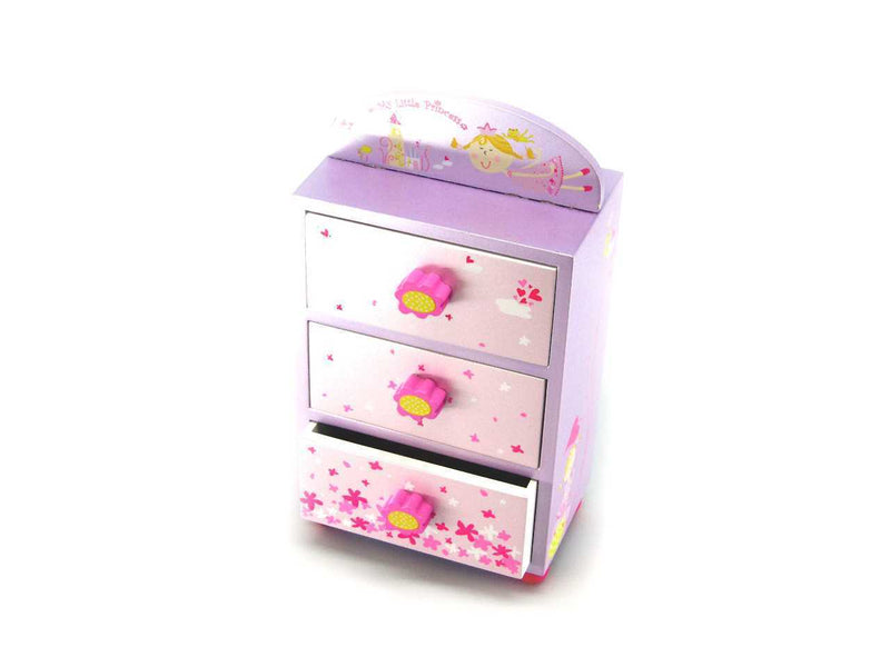 LIL PRINCESS JEWELRY BOX