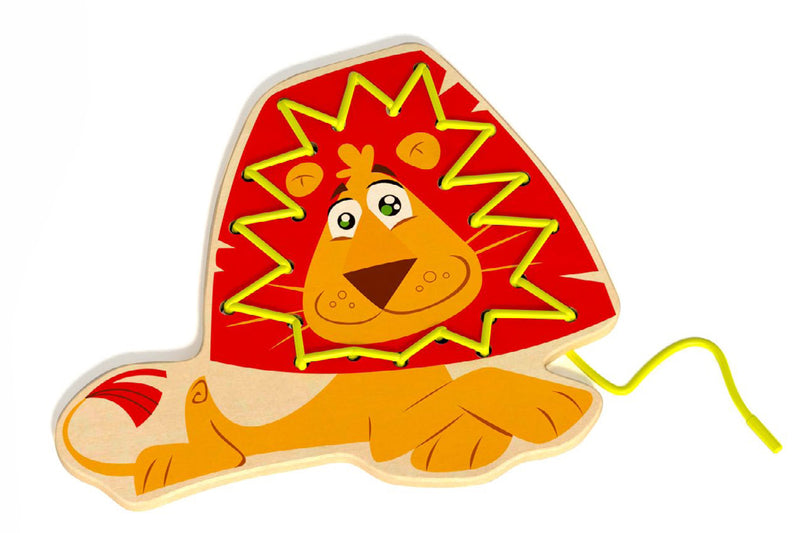 LACING ANIMAL - LION