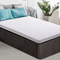 Giselle Bedding Memory Foam Mattress Topper Bed Underlay Cover King Single 7cm