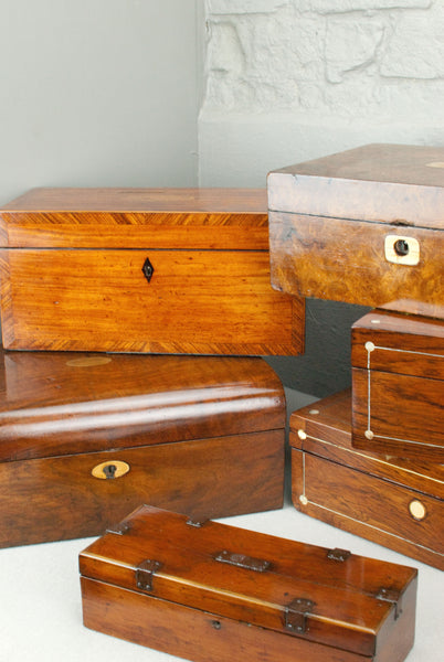 Previously Sold Wand Cases, Stands & Antique boxes