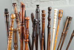 Real wood magic wands - Each completely unique