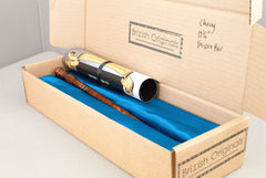 Recycled Card Wand gift box with Certificate of authenticity