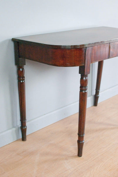Mahogany Side table, Hall table or display table. Antique c250 years old
