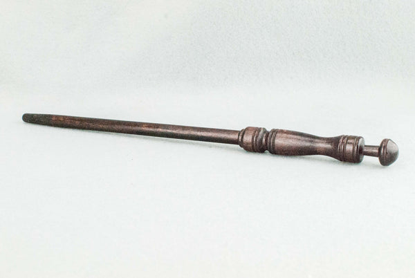 12 1/4 INCH | GRAPE BROWN | SOLID BEECH  REAL WOOD WAND