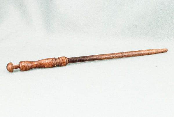 12 1/4 INCH | FRUITWOOD | SOLID BEECH  REAL WOOD WAND