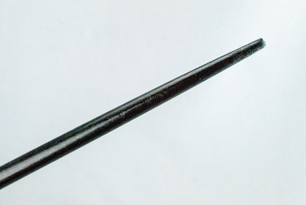 11 3/4 INCH | EBONY TONE | SOLID BEECH REAL WOOD WAND