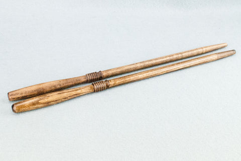 12 & 3/4 INCH ASH | OLD PINE TONE | REAL WOOD WAND