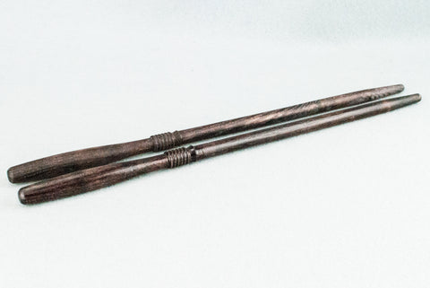 12 & 3/4 INCH ASH | GRAPE TONE | REAL WOOD WAND