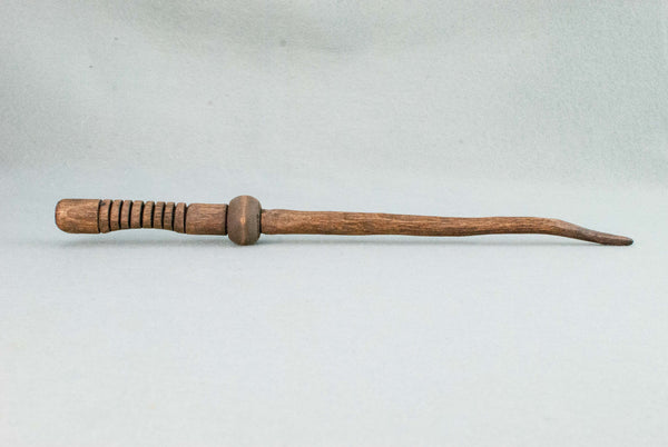 Pottermore #3 Wand | Sycamore 13 Inch, Oil finish | Slimmer style Custom wand