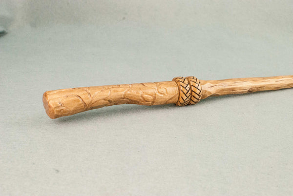 Pottermore #2 Wand | Maple 14 1/2 Inch, Lacquer finish |  Custom wand