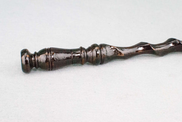 Fir , 11 Inches,  Spiral Shaft |  Custom order wand