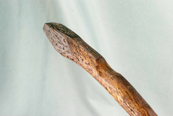12 3/4 Inch oak, Real wood Wand  | Handmade & Unique | Reclaimed wood c150 Years old