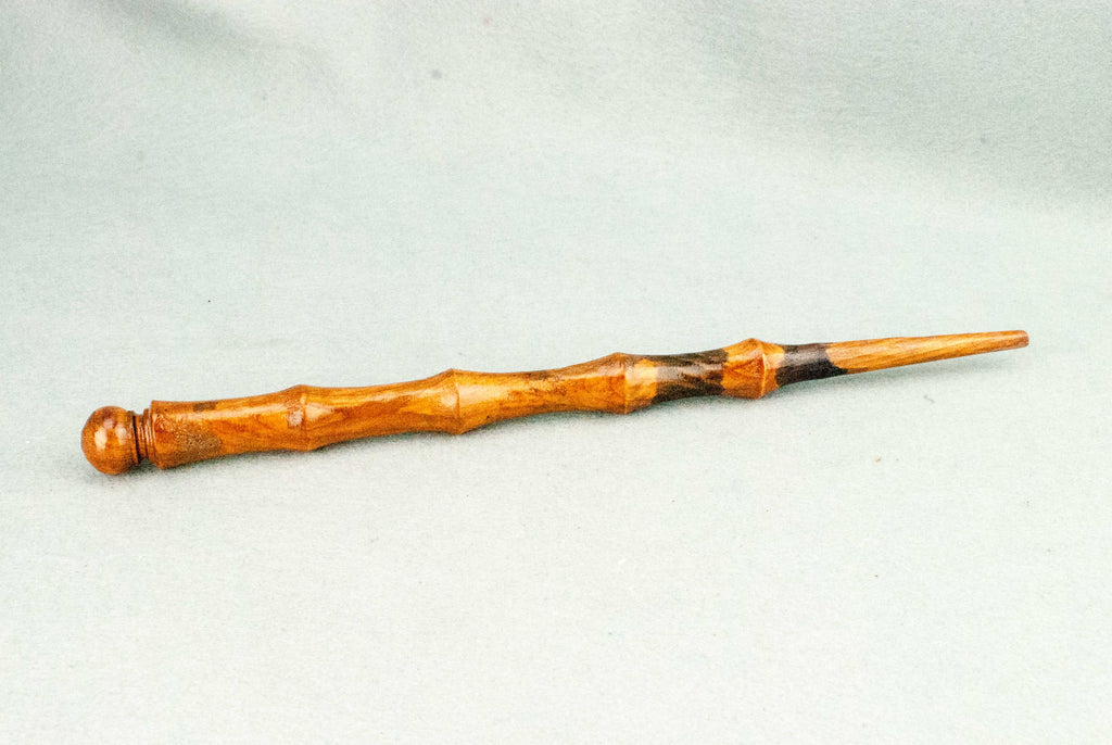 11 1/4 Inch Cherry, Real wood Wand  | Handmade & Unique |