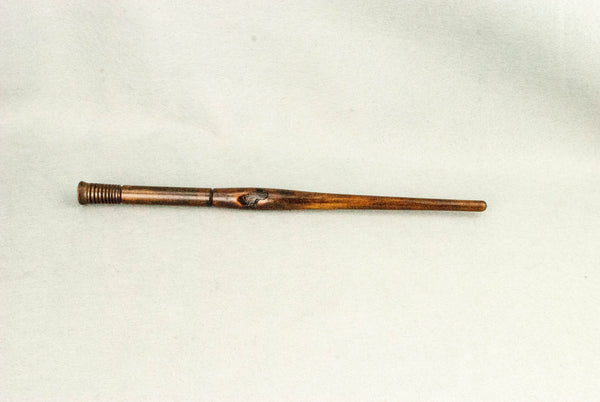 11 1/4 Inch Alder real wood Wand  | Handmade & Unique |