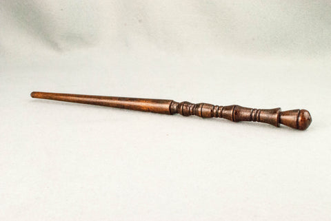 12 Inch Alder real wood Wand  | Handmade & Unique |