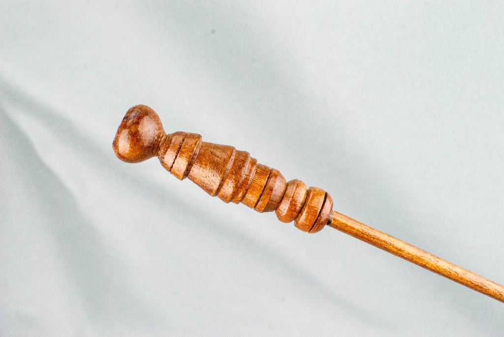11 1/4  Inch, Cedar, Real wood Wand,  | Handmade & Unique |