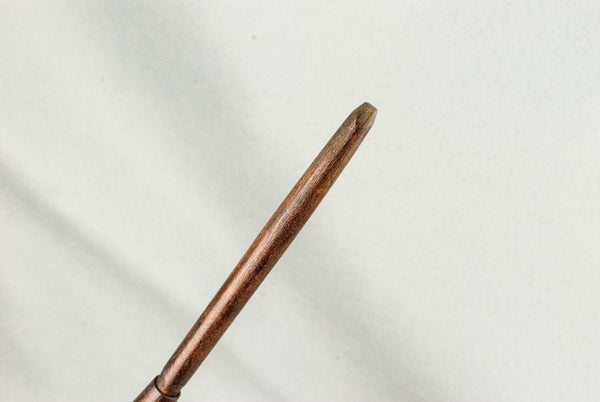 13 Inch, Sycamore, Real wood Wand,  | Handmade & Unique |