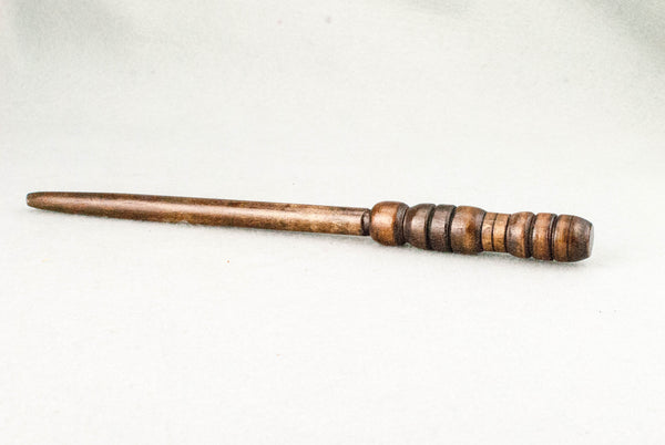 11 1/8th Inch, Sycamore, Real wood wand | Handmade and Unique