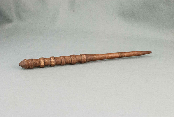 11 Inch, Tulipwood, Real wood wand | Handmade & Unique |