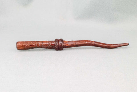 RED OAK 9 3/4 INCH |  POTTERMORE #2 STYLE CUSTOM ORDER WAND |
