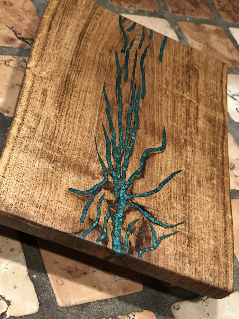 Mesquite cutting board - Cave Market Artisan Home Goods and Furniture