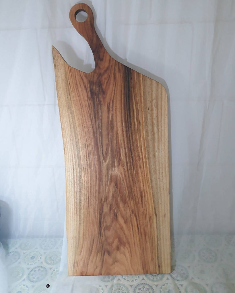 Live Edge Maple Charcuterie Board - Cave Market Artisan Home Goods and Furniture