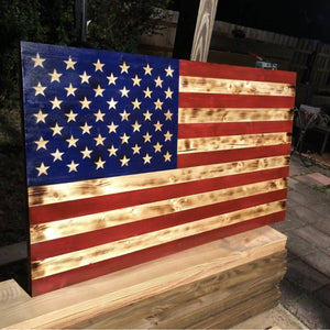 "Old Glory Large 32""x56"""