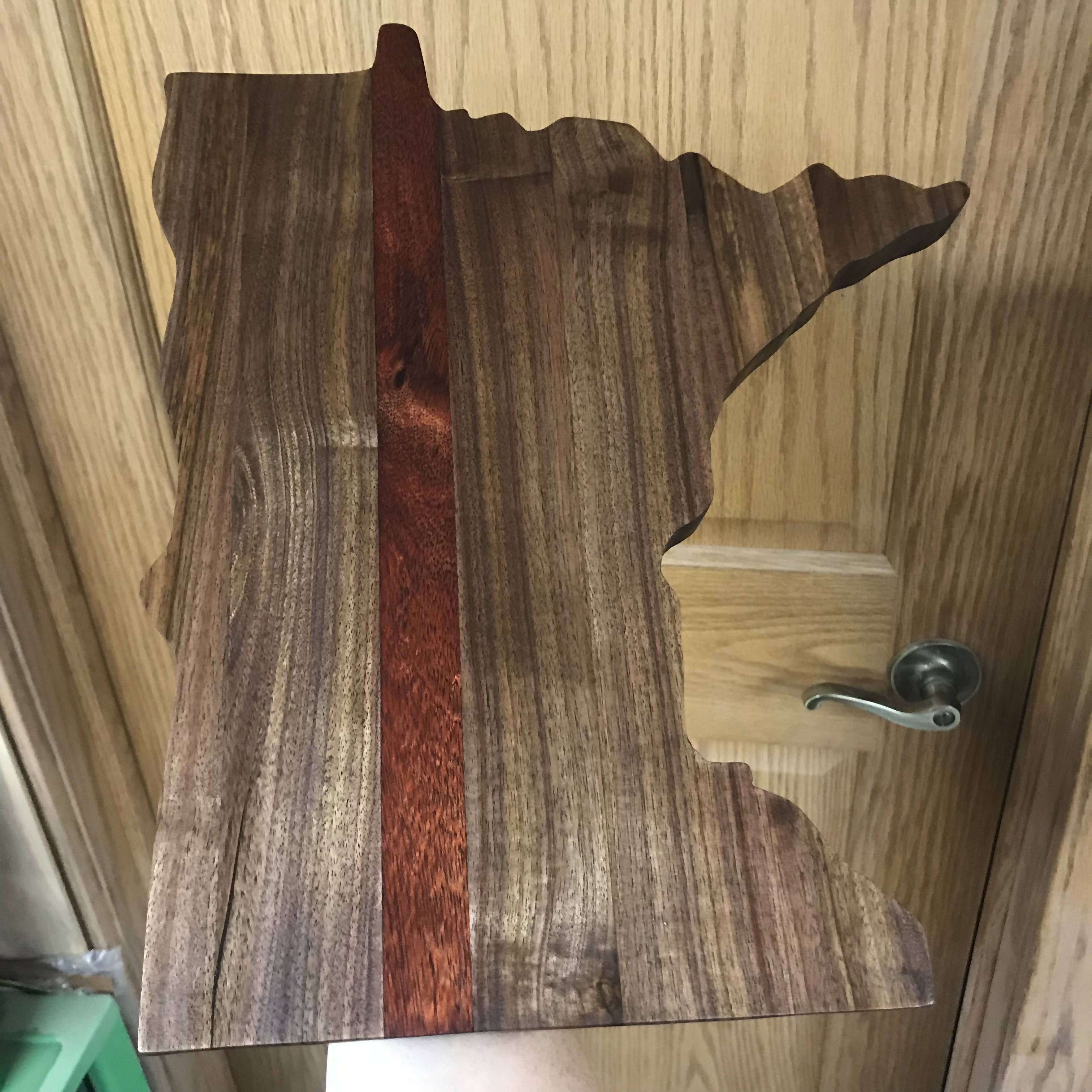 MN Cutting Board - Cave Market Artisan Home Goods and Furniture
