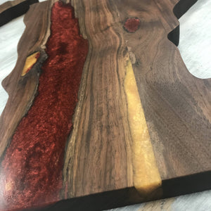 MN Epoxy Cutting Boards - Cave Market Artisan Home Goods and Furniture