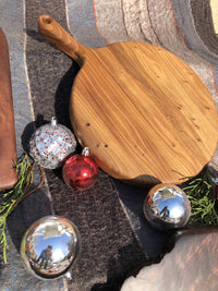 Elm Charcuterie Board Heirloom Quality - Cave Market Artisan Home Goods and Furniture