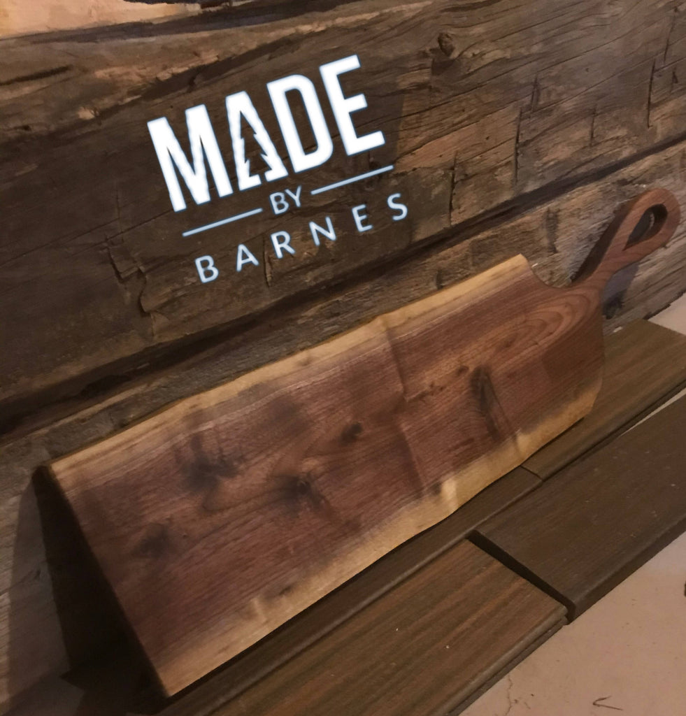 """THE PADDLE"" - Cave Market Artisan Home Goods and Furniture"