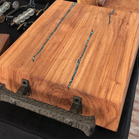 Pecan Chopping Block - Cave Market Artisan Home Goods and Furniture