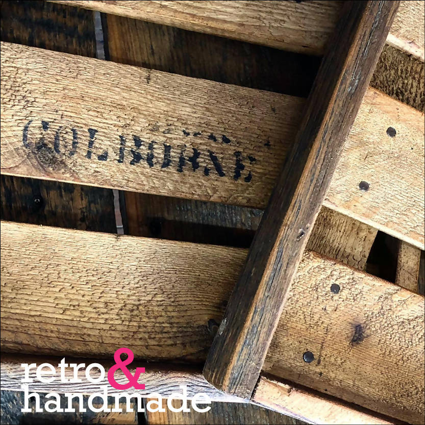 Rustic Crate Trays - Cave Market Artisan Home Goods and Furniture