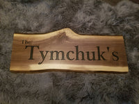 Custom Family Plaques - Cave Market Artisan Home Goods and Furniture