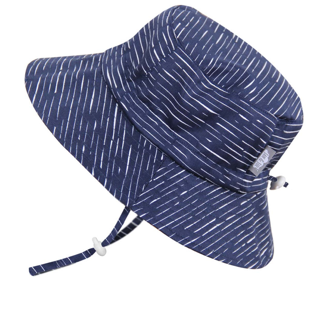 0b8999221e9 Daycare Essentials - Navy Waves Twinklebelle Gro-with-me Sun Hat ...